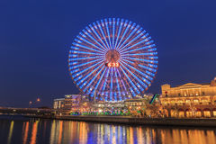 Cosmo world at Yokohama Stock Photos