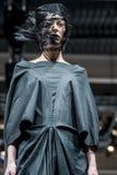 COSMOBELLEZA 2014, XAVI GARCIA SHOW, MODEL Royalty Free Stock Photography