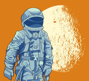 Cosmonaut Royalty Free Stock Images