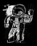 Cosmonaut Royalty Free Stock Photography