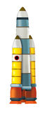 Cosmonaute de bande dessinée - illustation pour les enfants illustration de vecteur