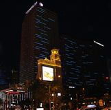 Cosmopolita, Las Vegas Imagen de archivo libre de regalías