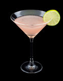 Cosmopolitan cocktail Stock Images