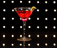 Cosmopolitan cocktail Royalty Free Stock Image