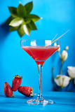 Cosmopolitan Cocktail Stock Image
