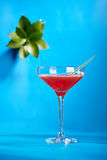 Cosmopolitan Cocktail Royalty Free Stock Photography