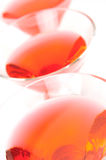 Cosmopolitan Cocktails Royalty Free Stock Image