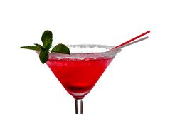 Cosmopolitan coctail Royalty Free Stock Photography
