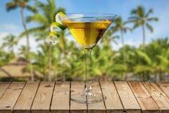 Cosmopolitan. Martini cocktail red lime pink peel Royalty Free Stock Photos