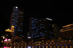 The Cosmopolitan Hotel and Casino, Las Vegas, NV. Stock Image