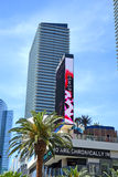 Cosmopolitan hotel on Las Vegas Strip, USA, Stock Image