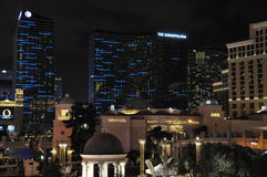 The Cosmopolitan of Las Vegas Royalty Free Stock Images