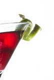 Cosmopolitan martini Royalty Free Stock Image