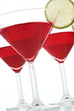 Cosmopolitan Martini Stock Photos