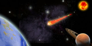 Cosmos Fotografia de Stock Royalty Free