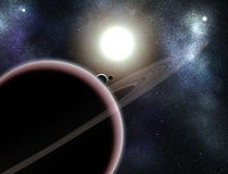 Cosmos Royalty Free Stock Photo