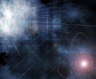 Cosmos illustration de vecteur