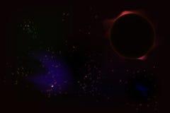 Cosmos do vetor ilustração royalty free