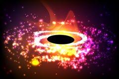 Cosmos do vetor ilustração stock