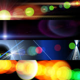 Cosmos lights Royalty Free Stock Images
