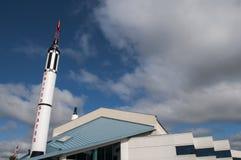 Cosmospheremuseum Stock Afbeelding