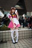 Cosplay στο Τόκιο Στοκ Φωτογραφίες