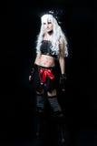 cosplay костюм девушки Стоковое Изображение RF