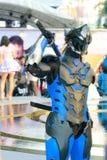 Cosplay Anime ιαπωνικά Στοκ φωτογραφίες με δικαίωμα ελεύθερης χρήσης