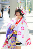 Cosplay Anime Japanese Royalty Free Stock Photos