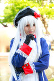 Cosplay Anime Japanese Stock Images
