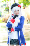 Cosplay Anime Japanese Royalty Free Stock Images