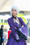 Cosplay Anime Japanese Stock Image