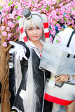 Cosplay Anime Japanese Royalty Free Stock Photo