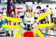 Cosplay Anime Japanese Royalty Free Stock Image
