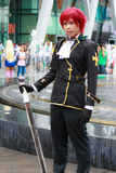 Cosplay 26 Royalty Free Stock Photos
