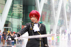 Cosplay 25 Stock Photo