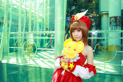 Cosplay Royalty Free Stock Photography