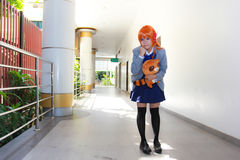 Cosplay Stock Images