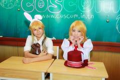 Cosplay Stock Photos