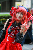 Cosplay 177 Royalty Free Stock Images