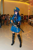Cosplay 39 Royalty Free Stock Photo