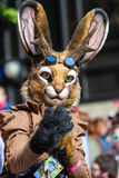 Cosplay. A costume character in the DragonCon 2014 parade Royalty Free Stock Image