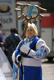 Cosplay costume Royalty Free Stock Photo