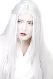 Cosplay deity Royalty Free Stock Images
