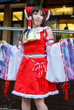 cosplay dziewczyny Obraz Stock