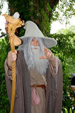 Cosplay - Gandalf. Parma, Italy. 11-12 June. Gandalf at ParmaFantasy Royalty Free Stock Photo