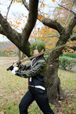 Cosplay jonge Japanse meisjes Royalty-vrije Stock Foto