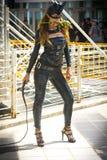Cosplay kostium Obraz Royalty Free