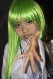 cosplay kostiumowa sztuka Fotografia Stock