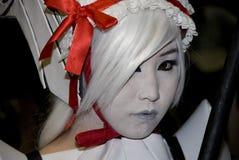 cosplay kostiumowa sztuka Obrazy Stock